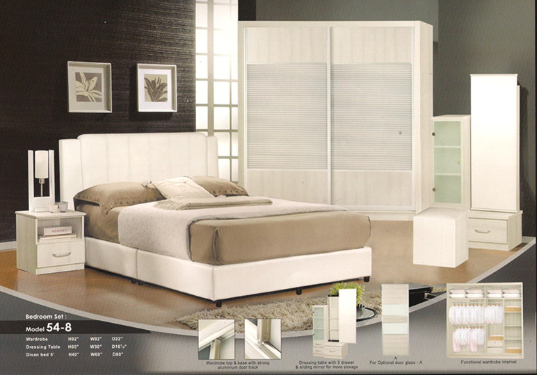 Come Directly From Factory * 100% Good Quality Condition * Beds, Wardrobes,  Side Tables, Mattresses And Many More Can All Be Found In The Bedroom Sets