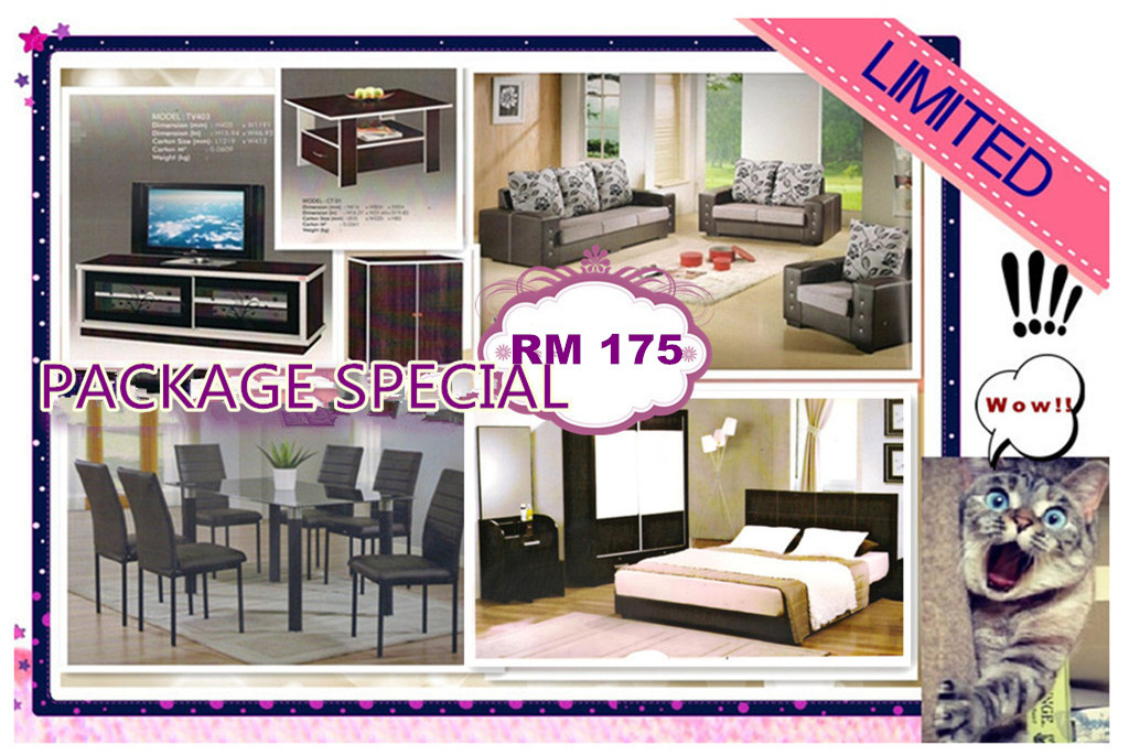 Package Special RM175